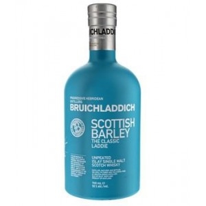 Whisky Bruichladdich Scottish Barley