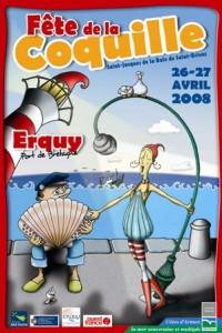 La fête de la coquille 2008